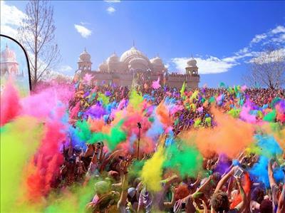 Hindistan Holi Festivali 6 Mart 2020 Hareket Gulf Air İle