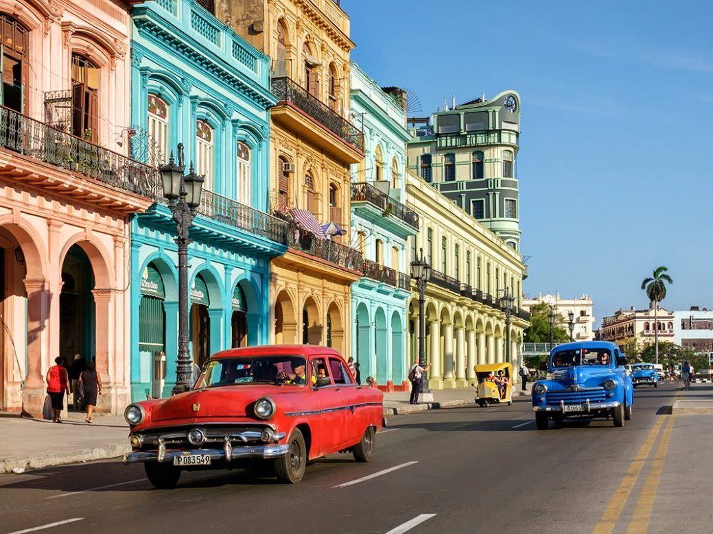 Sömestre Dönemi Küba Turu Air France Ve KLM Hava Yolları İle (Havana Evlerde Konaklama) 2020