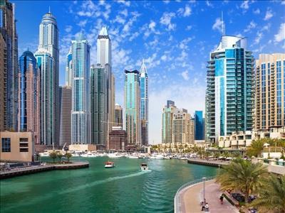 Dubai Turu Cumartesi ve Pazartesi Günü Hareket - 3 Gece Promo