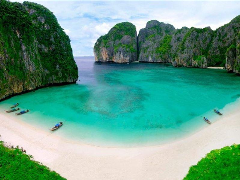 2018-2019 Kış Dönemi Bangkok Phuket Turu Emirates Havayolları İle