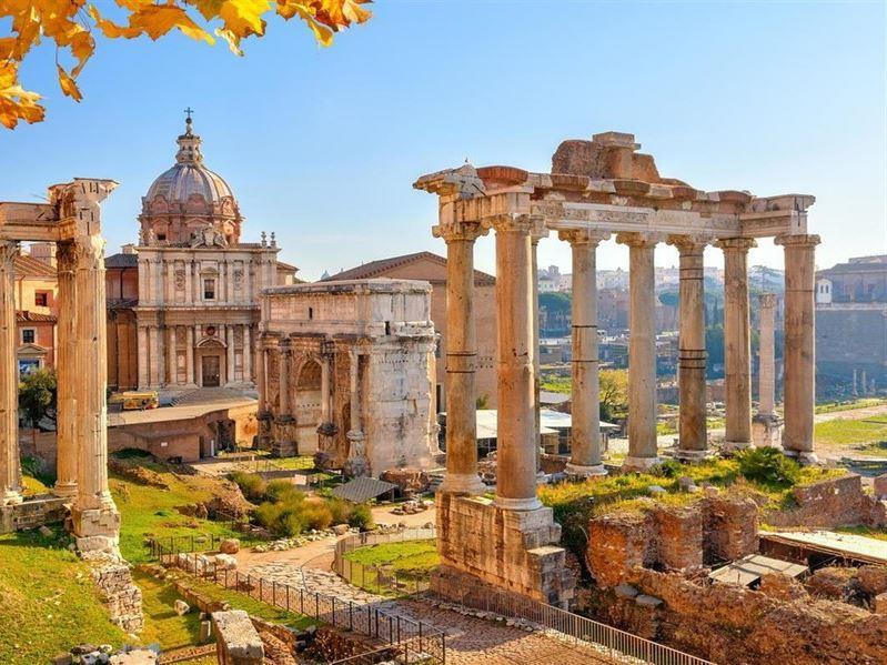 Kurban Bayramı Klasik İtalya Turu Türk Havayolları İle (Roma Gidiş/Venedik Dönüş) 2019