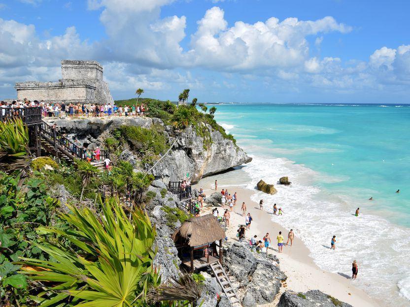Meksika Turu Air France Ve KLM Havayolları İle 11 Gün