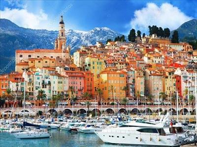İtalya Fransa Turu Thy ile (Roma gidiş-Nice dönüş)