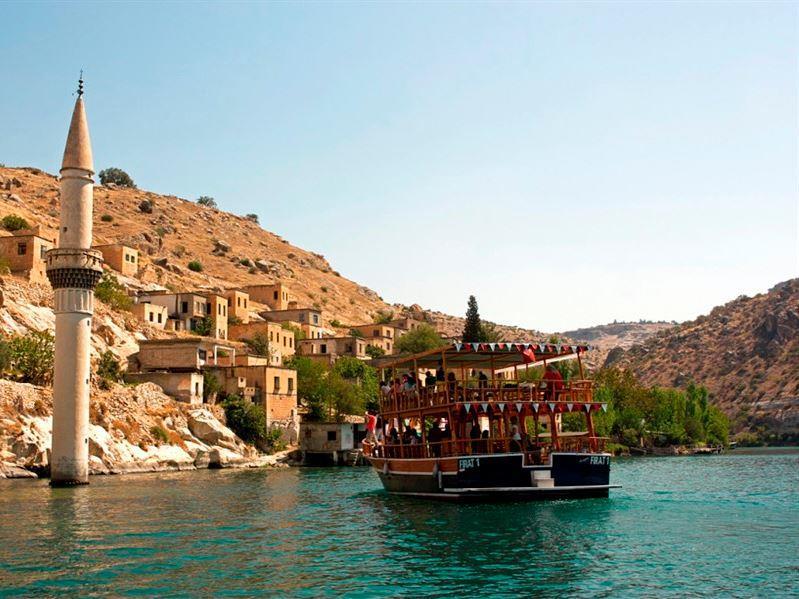 Ramazan Bayramı Dönemi Uçaklı Gap Turu Anadolu Jet Havayolları İle