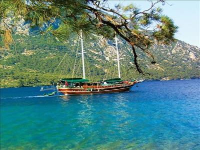 İzmir Çeşme Kuşadası Yüzme ve Tekne Turu