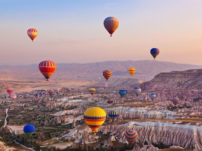 Kapadokya Kültür Turu 1 Gece Konaklamalı
