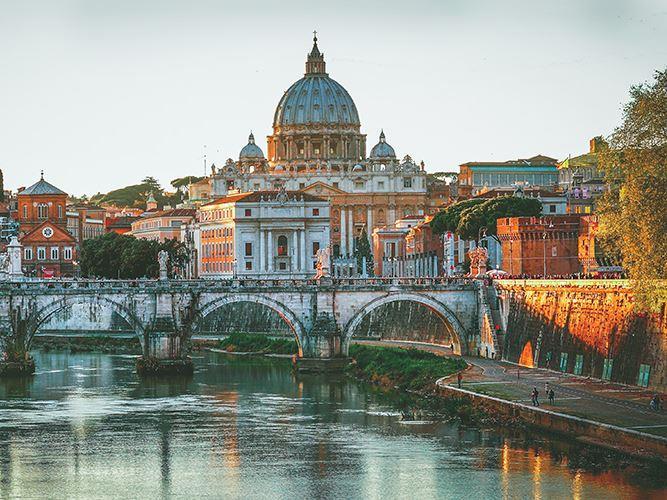 Roma Turu 21 Kasım 2019 & 12 Mart & 26 Mart 2020 Hareket