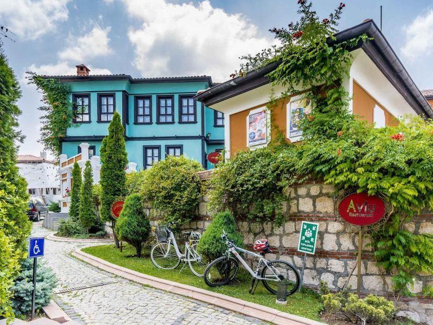 Konaklamalı Bursa Eskişehir Kültür Turu