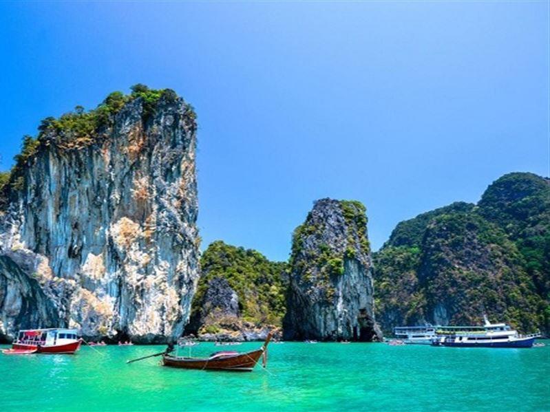 2018-2019 Kış Dönemi Bangkok Phuket Turu Emirates Havayolları İle 6 Gece Konaklamalı 8 Gün