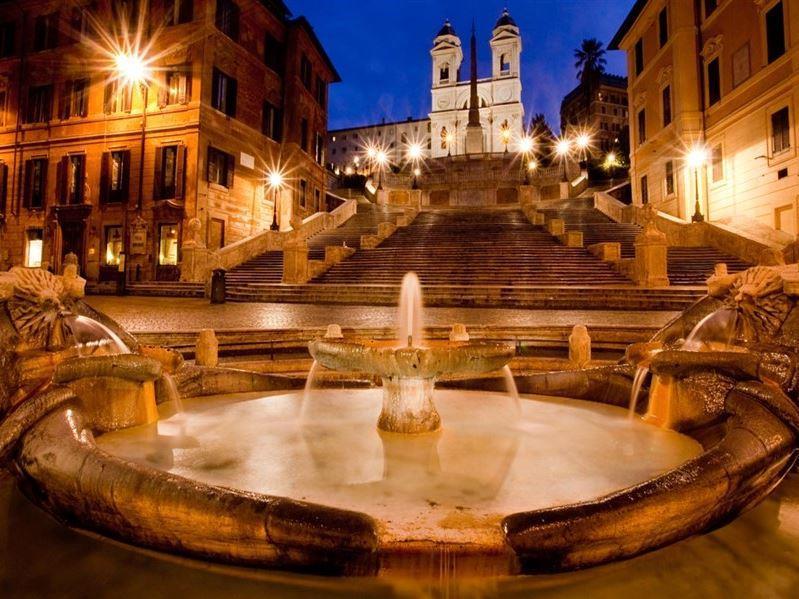YILBAŞI DÖNEMİ ROMA TURU 29 Aralık 2019 Hareket