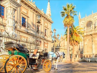 Sevilla Turu Türk Hava Yolları İle
