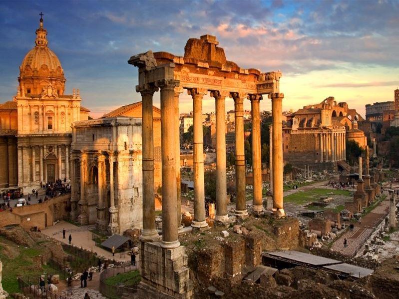 Ara Tatil Espresso İtalya Turu Pegasus Havayolları İle 2019 Kasım (Roma Gidiş-Bologna Dönüş)