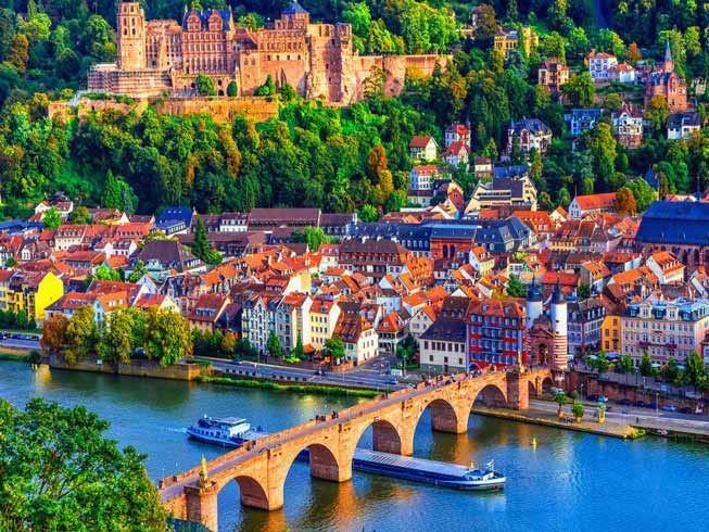 Benelüx-Romantik Almanya-Fransa 21 Mayıs (Ramazan Bayramı Dönemi)