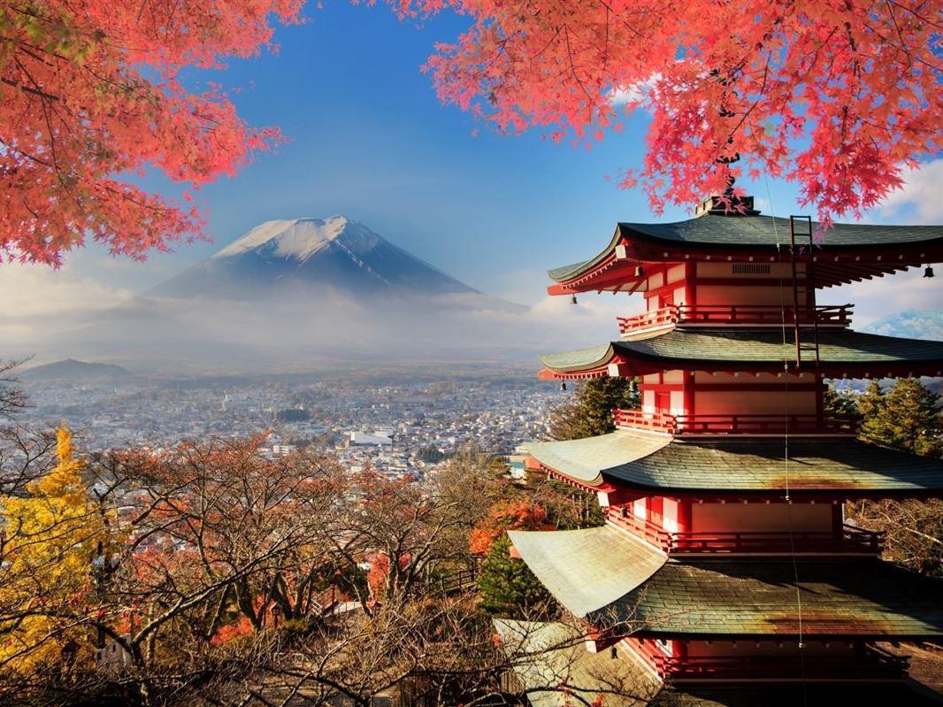 Ramazan Bayramı Japonya - Kore Turu Türk Hava yolları İle (11 Gün, 8 Gece)