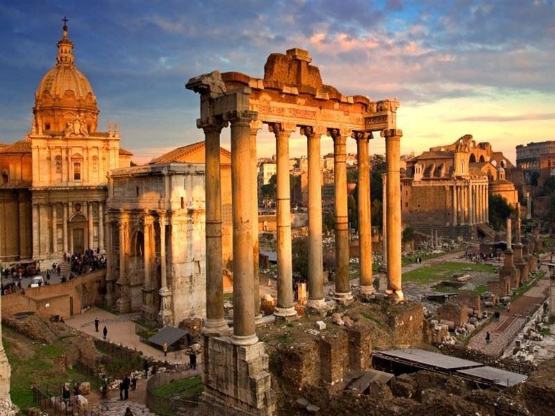 Roma Turu Türk Hava Yolları Tarifeli Seferi ile 2019 İlkbahar Dönemi