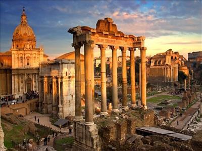 Roma Turu Türk Hava Yolları Tarifeli Seferi ile 2019 Sonbahar Dönemi