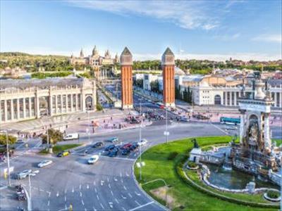 Barselona & Valencia & Madrid Turu 14 Şubat (Sevgililer Günü)