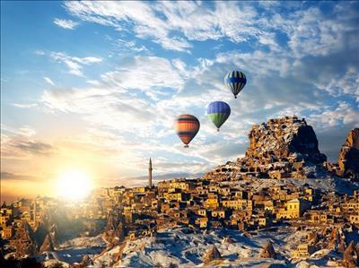 Kurban Bayramı Kapadokya Turu 2 Gece Konaklamalı