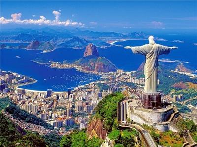 Güney Amerika Brazilya Arjantin Fortaleza Turu 6 Mayıs 2019 Hareket