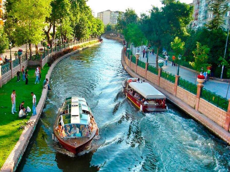 Günübirlik Eskişehir Odunpazarı Kültür Turu