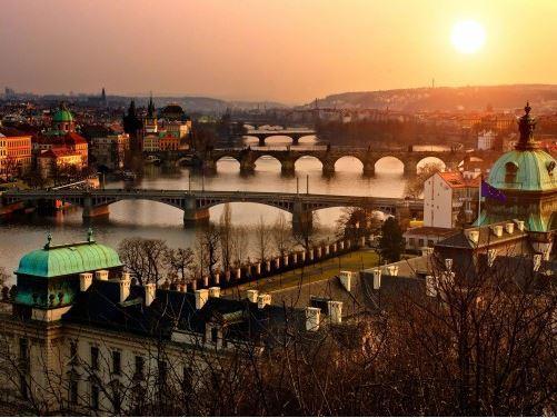 PRAG & VİYANA & BUDAPEŞTE Turu Türk Havayolları İle 7 Gece 8 Gün 10 Ekim