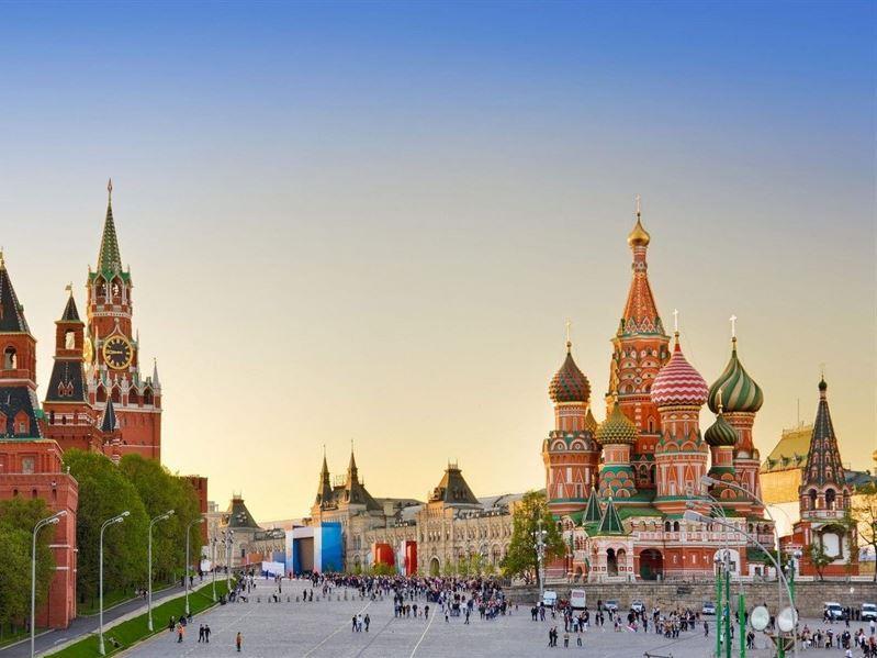 St. Petersburg & Moskova Turu Türk Havayolları İle