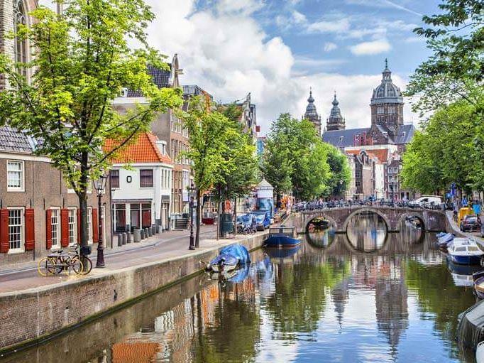 Benelüx & Paris & Köln Turu (Rotterdam Gidiş-Rotterdam Dönüş)