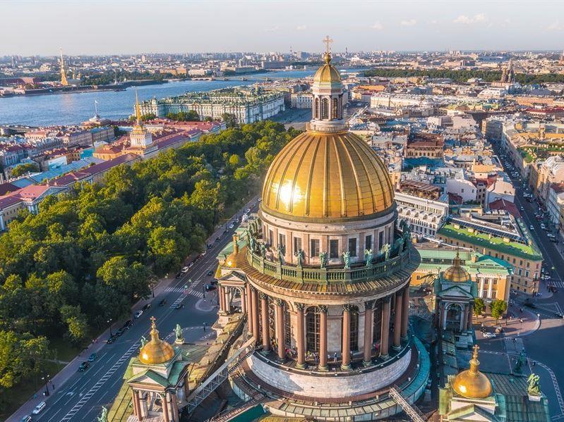 KURBAN BAYRAMI BÜYÜK RUSYA TURU THY İLE 31 TEMMUZ 2020