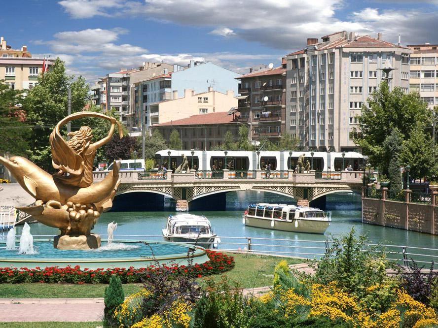 29 Ekim Eskişehir Odunpazarı Kütahya Turu 2 Gece Otel Konaklamalı