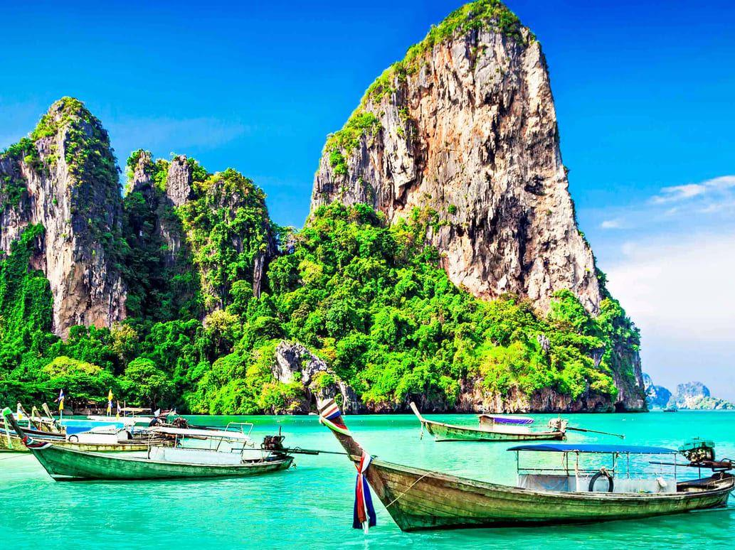 Bangkok Pattaya Phuket Turu 19, 20, 23, 26 Ocak 2020 (Sömestre)