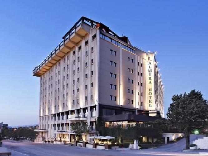 Yılbaşı Özel Almira Hotel Konaklamalı Bursa Uludağ Turu