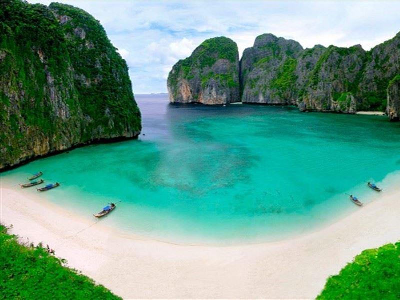 Bangkok-Phuket Turu THY İle (Bangkok Gidiş/Phuket Dönüş)