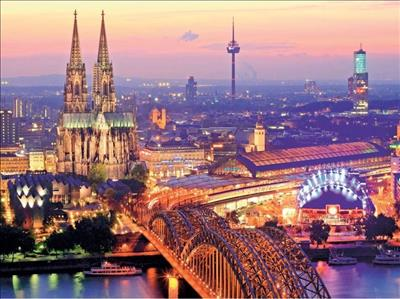 Benelüx & Romantik Almanya & Fransa Turu 20, 25 Ocak & 22 Şubat & 07, 21 Mart 2020