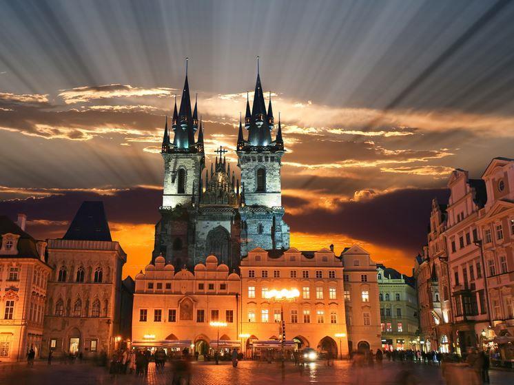 Prag Turu Pegasus Havayolları İle 3 gece 4 Gün