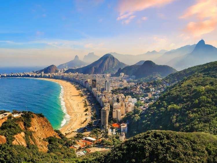 Güney Amerika Turu 15 Aralık 2019 Hareket