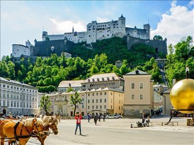 Slavrupa Turu THY İle Avusturya Gidiş-Budapeşte Dönüş