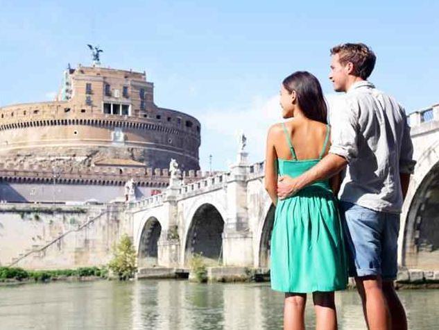 Sevgililer Günü Özel Roma Turu 13 Şubat 2020 Hareket
