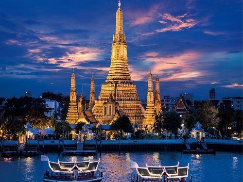 Bayram Bangkok&Pattaya Turu THY ile 22 Mayıs/31 Temmuz