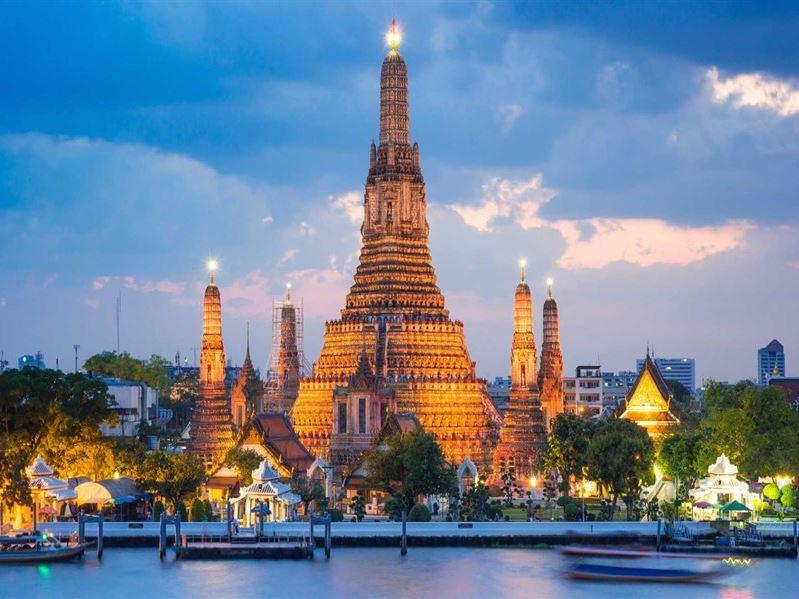 Uzakdoğu Turu Türk Hava Yolları ile (Phuket Gidiş-Bangkok Dönüş) 2019 Dönemi
