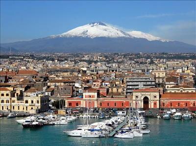 Güney İtalya&Sicilya Turu THY ile 16 Mart Hareket