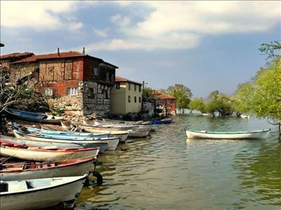 Bursa İznik Trilye Mudanya Gölyazı Turu 1 Gece Konaklamalı