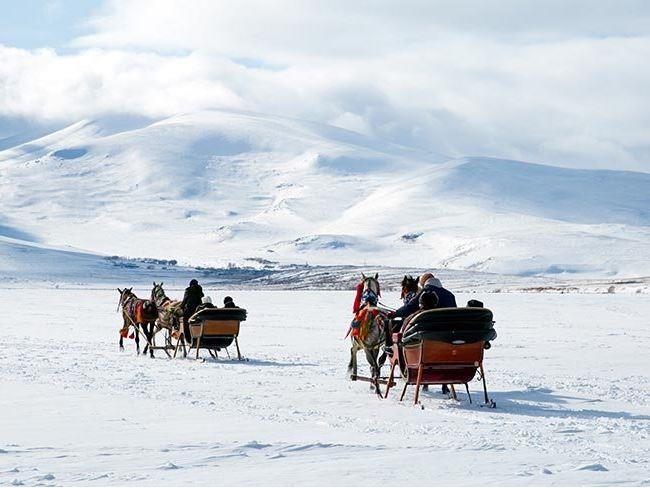 Turistik Doğu Ekspresi İle Kars Turu Tren Gidiş/Uçak Dönüş