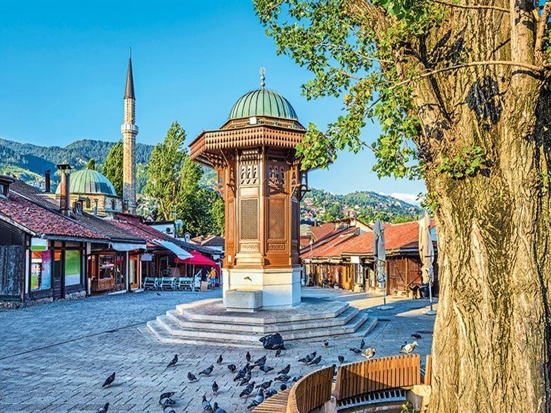 KURBAN BAYRAMI OTOBÜSLÜ EKPRESS BALKAN TURU 30, 31 Temmuz 2020