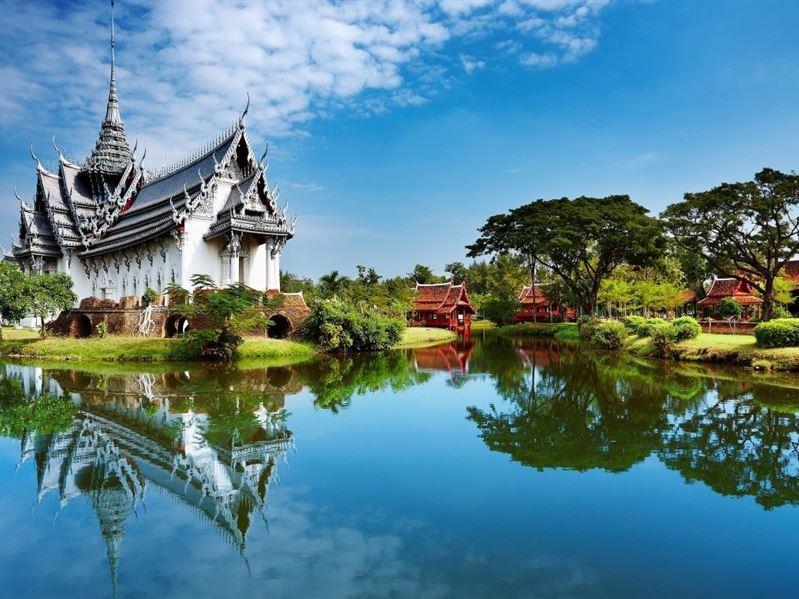 Bangkok-Pattaya-Phuket Turu THY İle 18 Ekim 2019 Hareket!