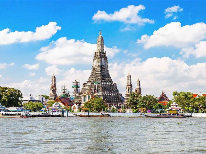 BANGKOK– PATTAYA– PHUKET TURU TÜRK HAVA YOLLARI İLE 17 ŞUBAT 2020