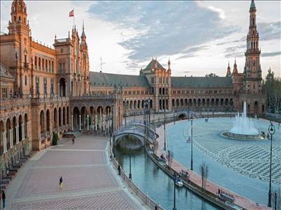 Baştan Başa İspanya Turu Pegasus Hava Yolları İle(Madrid Gidiş-Barselona Dönüş) 2019 Dönemi