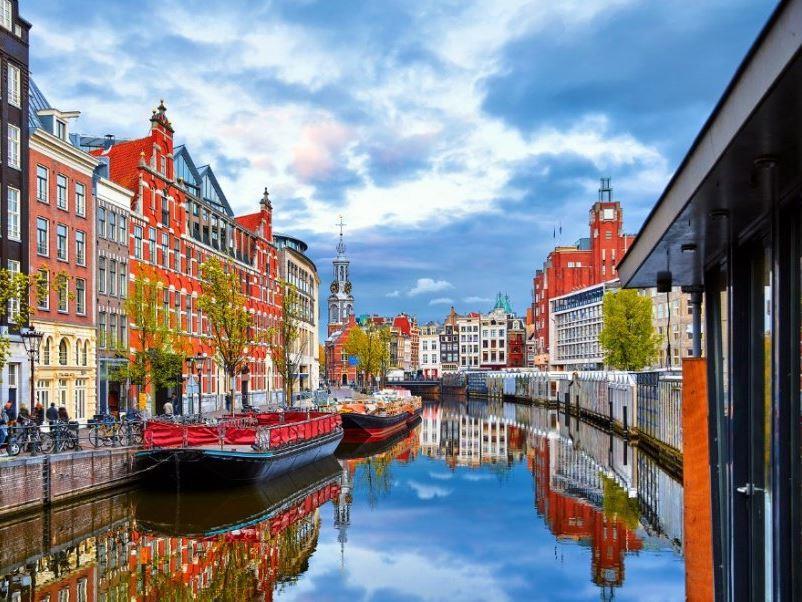 Amsterdam Turu 23 Ocak 2020 (Sömestre) Pegasus İle