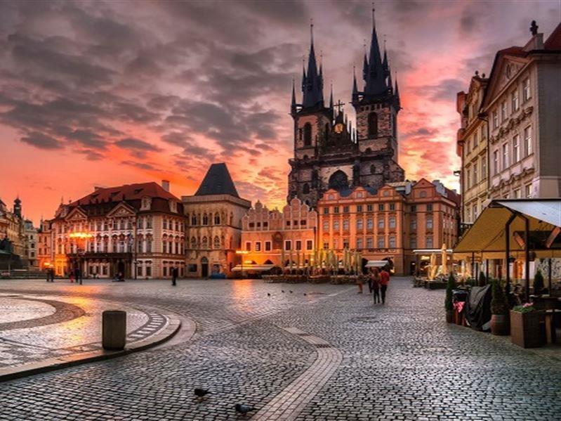 Otobüslü Büyük Orta Avrupa Turu 14 Kasım 2020 (Kasım Sömestre Dönemi)
