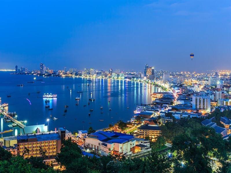 Sonbahar Dönemi Royal Jordan Hava Yolları İle Bangkok- Pattaya Turu