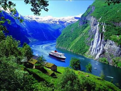 Ramazan Bayramı Baştanbaşa İskandinavya Ve Büyük Fiyordlar 21 Mayıs 2020